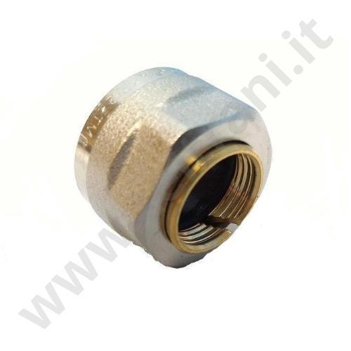 Adattatore 3 4 per tubo rame diametro 12 - Diametro tubo multistrato per bagno ...