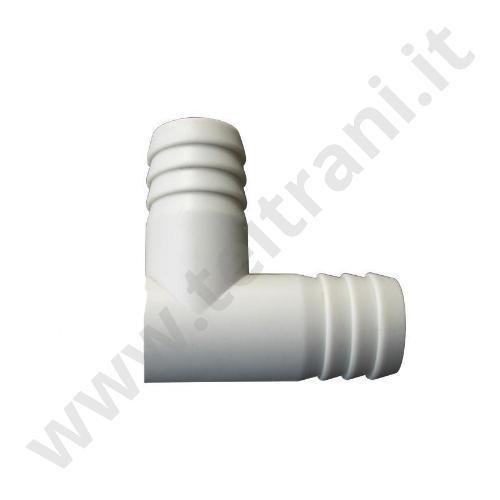 989919201 - GOMITO MASCHIO MASCHIO PER TUBO SCARICO CONDENSA  D.20