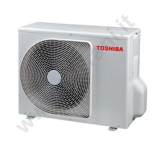 RAS2M10U2AVGE - TOSHIBA UNITA' ESTERNA DUAL SPLIT 10000 BTU DC INVERTER MODELLO RAS-2M10U2AVG-E GAS R32 CLASSE A++/A++