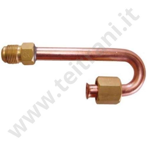 """Refrigerante Linea freddo linea isolato in rame 1//4/""""+1//2/"""" 1-25 metri armacell"""