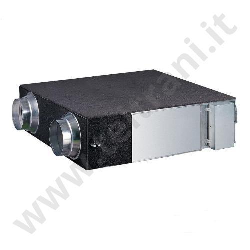 LZH080GBA5 - LG RECUPERATORE DI CALORE A FLUSSI INCROCIATI SERIE ERV 800