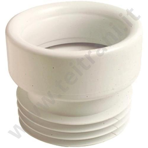 01829 - MANICOTTO WC IN GOMMA