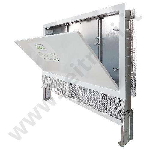 CCP085H75 - PTL CASSETTA 850×750×110/150 PER COLLETTORE RADIANTE
