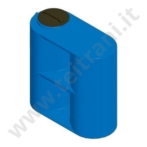 Serbatoio in polietilene per acqua potabile for Serbatoio di acqua di rame