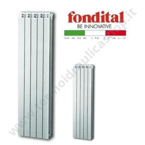 151295 - FONDITAL RADIATORE GARDA DUAL