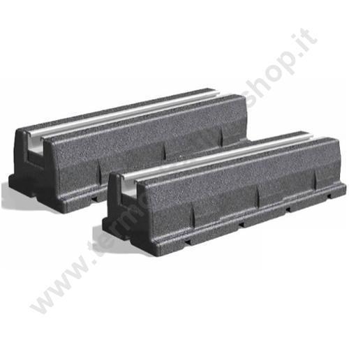 S634 - SUPPORTO ANTIVIBRANTE A PAVIMENTO 40x95x130