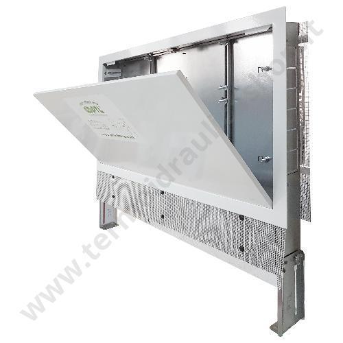 CCP085H75 - CASSETTA 850×750×110/150 PER COLLETTORE RADIANTE