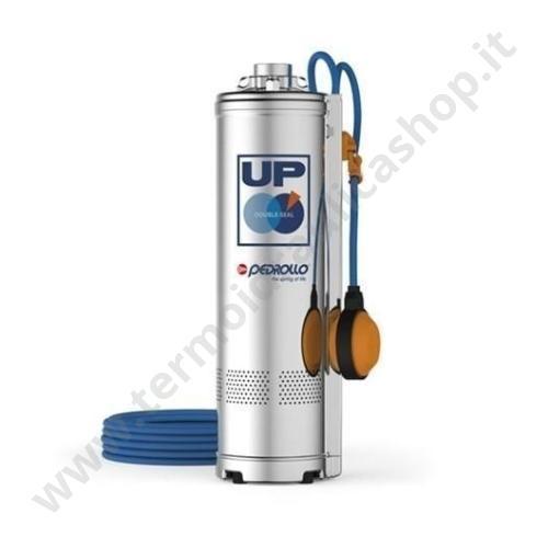 UPM2/3GE - PEDROLLO ELETTROPOMPA SOMMERSA MULTIGIRANTE UPM 2/3GE