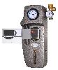 3410316618572 - CORDIVARI PANNELLO SOLARE A CIRCOLAZIONE FORZATA MODELLO ECOBASIC 300/7,5 CON BOLLITORE DA 300 LITRI - TRE PANNELLI DA 2,5 MQ. - STAFFE PER TETTO A FALDA